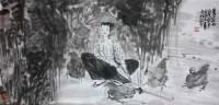 王赞 农家女 - 115933 - 中国书画 - 浙江方圆2010秋季书画拍卖会 -中国收藏网