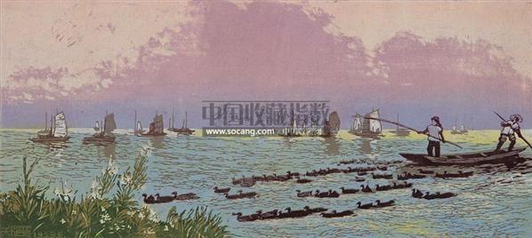纸本 木刻版画 - 128018 - 中国油画 雕塑影像 - 2006广州冬季拍卖会