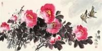 春浓 软片 - 萧 焕 - 中国书画 - 2011年春季艺术品拍卖会 -收藏网