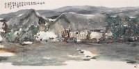 后庭花 镜心 设色纸本 - 6147 - 中国当代书画 - 2009春季拍卖会 -收藏网