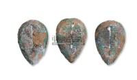 铜贝一组三枚 -  - 历代古钱专场 - 2011春季拍卖会 -收藏网