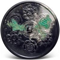 宝相花镜 -  - 妙极神工 铜镜专场 - 2011秋季艺术品拍卖会 -中国收藏网