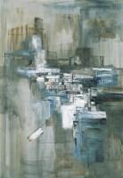 工业金属 布面油画 - 赵玉强 - 当代与唯美 中国油画雕塑 - 2008春季大型艺术品拍卖会 -收藏网