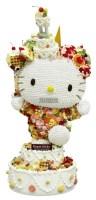 甜蜜的KITTY 造型糊状物 石膏 树脂 粘土 -  - 当代美术 西洋美术 - 2011秋季伊斯特香港拍卖会 -收藏网