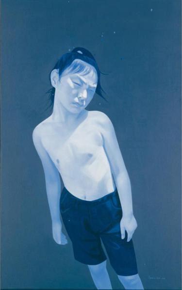 郭伟    女孩 - 125661 - 中国当代艺术(二) - 2007春季拍卖会 -收藏网