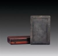端砚 -  - 文玩杂项专场 - 2011年秋季艺术品拍卖会 -收藏网