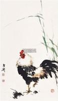 大吉图 镜心 设色纸本 - 116837 - 中国书画 - 2011首届书画精品拍卖会 -中国收藏网