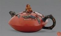 蒋蓉放生壶 -  - 梁溪雅玩 - 2011年夏季拍卖会 -中国收藏网