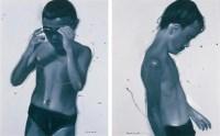 郭伟    蚊子系列之十及十五 (二张一组) - 郭伟 - 中国当代艺术(二) - 2007春季拍卖会 -收藏网