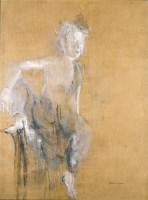 聶牧    菩萨 -  - 中国当代艺术(二) - 2007春季拍卖会 -收藏网