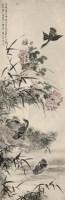花鸟 立轴 - 119065 - 中国书画 - 2011春季拍卖会 -收藏网