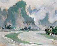 早春 布面 油画 - 21505 - 名家西画 当代艺术专场 - 2008年秋季艺术品拍卖会 -收藏网
