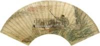 人物扇面 纸本设色 -  - 中国书画 - 2011春季艺术品拍卖会 -收藏网