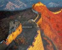 几度夕阳红 布面油画 - 106435 - 老油画·中国书画·新钢笔画 - 2011春季艺术品拍卖会 -收藏网