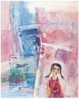 刘世健 2007年8月作 乱出 GAME007-08 -  - 油画暨雕塑 - 2007年秋季艺术品拍卖会 -收藏网