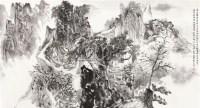 山水 纸片 水墨纸本 - 17829 - 中国书画(一)—齐鲁集萃 - 2011春季艺术品拍卖会 -收藏网