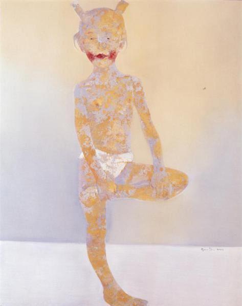 郭晋  肖像之四 - 153206 - 中国当代艺术(二) - 2007春季拍卖会 -收藏网