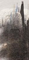 四顾寂寥万山间 立轴 设色纸本 - 朱道平 - 中国书画(二) - 2006年秋季拍卖会 -收藏网