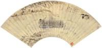 水禽扇面 -  - 中国书画 - 2011年江苏景宏国际春季书画拍卖会 -收藏网