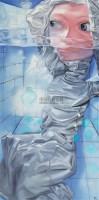 漫舞 布面油画 - 熊宇 - 杰出当代艺术专场 - 2007年精品预展 -收藏网