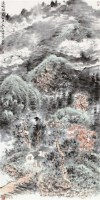 逸峰凝露 镜片 设色纸本 - 3588 - 中国书画 - 2012年迎春艺术品拍卖会 -中国收藏网