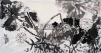韩伟华   河上花 - 韩伟华 - 中国书画(当代)专场 - 2007迎春拍卖会 -收藏网