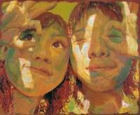 美丽上海之四 布面 油画 - 张晨初 - 中国油画 - 2007秋季大型拍卖会 -收藏网