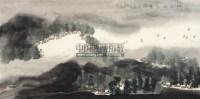 江雨欲来雾蒙蒙 软片 - 范华 - 中国书画 - 2011年春季艺术品拍卖会 -收藏网