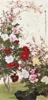 春 镜片 纸本 - 119040 - 中国书画专场 - 2011金秋艺术品拍卖会 -收藏网