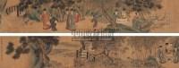 禹之鼎(1647-1716)雅集图 - 3973 - 中国书画(二) - 2007秋季艺术品拍卖会 -收藏网
