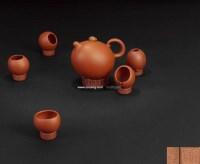 吕俊杰  玄石 (十二件套) -  - 啖墨茹砂—紫砂名家名作 - 2011春季艺术品拍卖会 -收藏网
