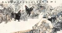 立秋图 镜框 -  - 中国书画 - 2011年春季艺术品拍卖会 -收藏网