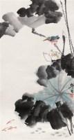 娄师白 花鸟 - 娄师白 - 书画、瓷器、玉器等综合拍卖会 - 2007年第123期迎春拍卖会 -收藏网