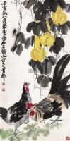 大吉葫芦 立轴 - 王铸九 - 名家字画精品专场 - 2011秋季中国名家字画精品拍卖会 -中国收藏网