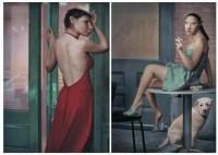 李小镜  夜生活系列 - 李小镜 - 中国摄影 - 2007春季拍卖会 -收藏网