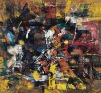 石齐 繁影 布面油画 - 10469 - 中国油画 - 2006秋季艺术品拍卖会 -收藏网