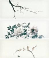 洪磊  我梦见元人入侵江南后的第一个春天 - 洪磊 - 中国当代艺术(二) - 2007春季拍卖会 -收藏网