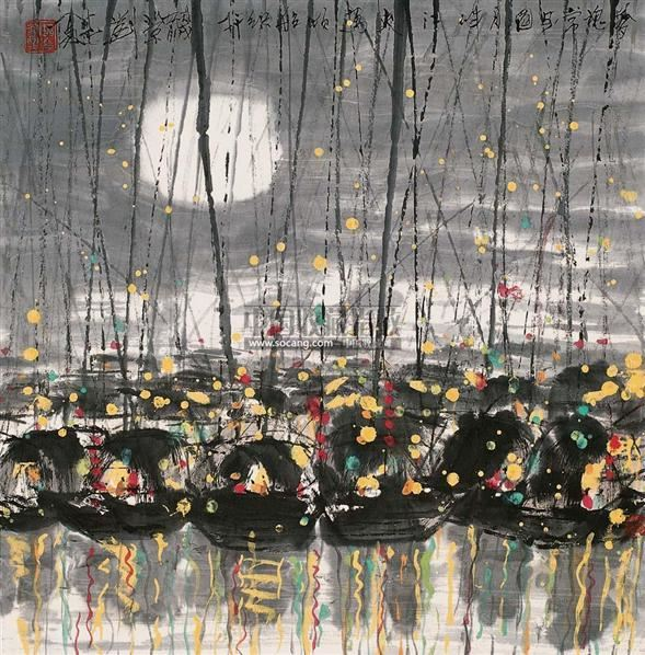 梦魂常芳图 - 149509 - 中国书画(一) - 2007仲夏拍卖会(NO.58) -收藏网