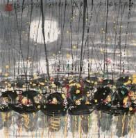 梦魂常芳图 - 刘光夏 - 中国书画(一) - 2007仲夏拍卖会(NO.58) -收藏网