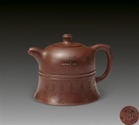 紫砂壶 -  - 古董珍玩 - 2011年秋季艺术品拍卖会 -收藏网