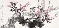 花鸟 镜片 纸本 - 134090 - 中国书画 - 2011春季艺术品拍卖会 -中国收藏网