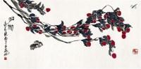 多利图 镜片 设色纸本 - 2675 - 中国书画二 - 2011秋季书画专场拍卖会 -收藏网