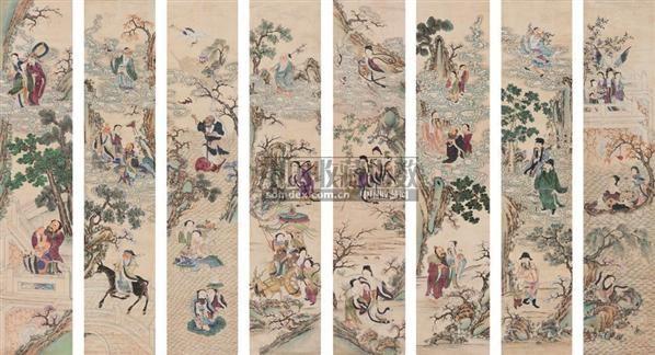 中国古代书画 - 5周年春季拍卖会图片