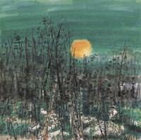 曾宓 牧羊图 镜心 设色纸本 - 114993 - 中国书画(一) - 2006秋季艺术品拍卖会 -收藏网