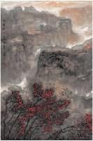 山里红 - 王少伦 - 广东当代书画名家 - 2007春季拍卖会 -收藏网