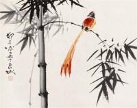 柳子谷  花鸟 - 柳子谷 - 书画 - 2007年新年拍卖会 -收藏网