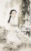 人物 软片 纸本 - 20481 - 保真作品专题 - 2011春季书画拍卖会 -收藏网