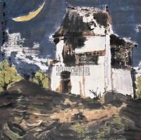山水 立轴 设色纸本 - 王乃壮 - 中国书画 - 第55期中国艺术精品拍卖会 -收藏网