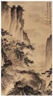 高士赏月 - 柳子谷 - 中国书画 - 2007春季拍卖会 -收藏网