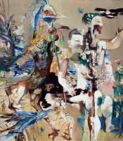 刘大明 1997年作 朝阳 布面 油画 - 刘大明 - 中国当代油画 - 2006首届中国国际艺术品投资与收藏博览会暨专场拍卖会 -收藏网